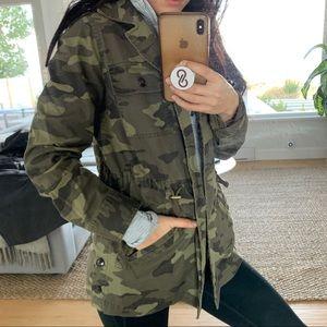 Camo Light Jacket